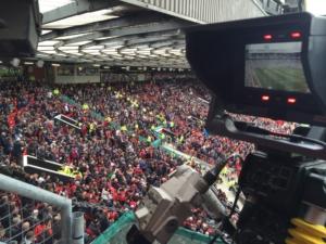 Premier League camera