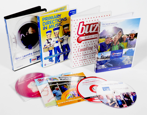 DVD Discs and packing